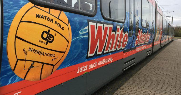 Eine neue Strassenbahn fährt seit Ende März 2019 durch Hannover