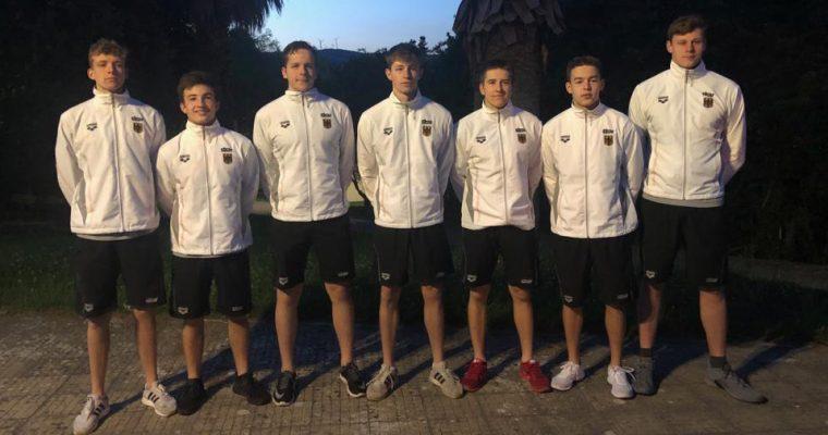 U17 Nationalmannschaft bereitet sich in Hannover auf EM vor