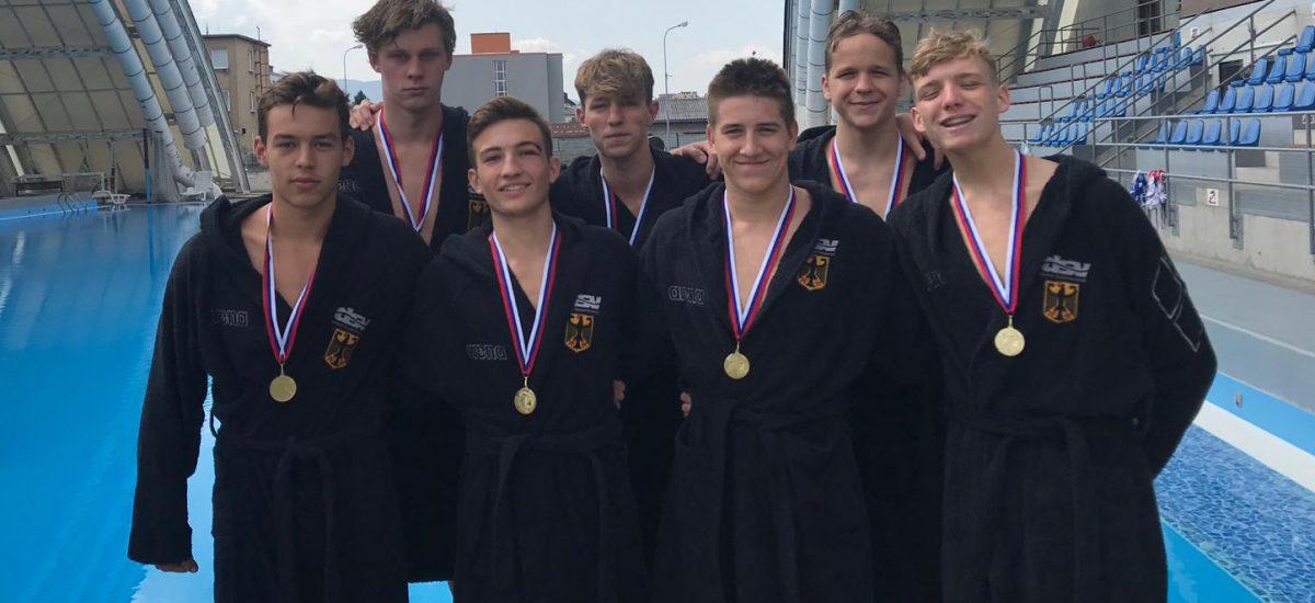 U17 Natio – 4 Spiele 4 Siege in Novaky