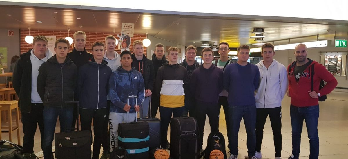 LSN U16 Trainingslager Herceg Novi 26.09.-3.10.2019