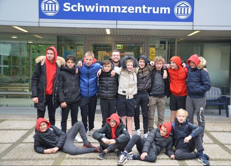 U14 belegt 5.Platz Endrunde DM 2019