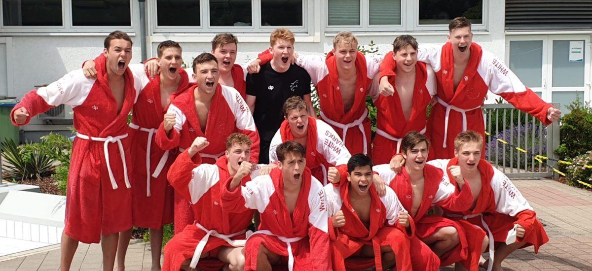 U18 erkämpft Meistertitel