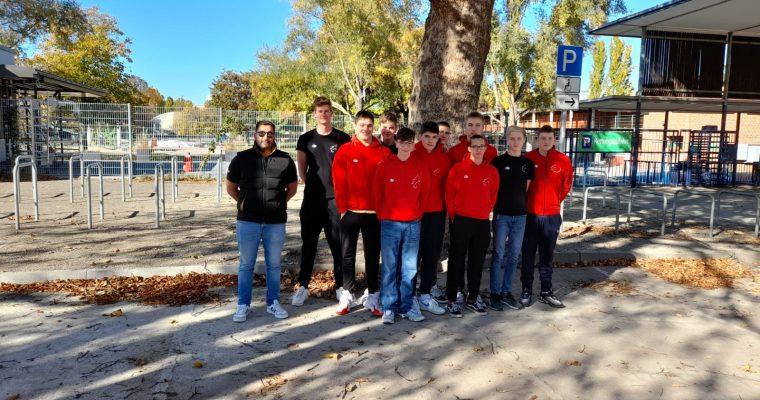 U16 Zwischenrunde in Esslingen 23.10. bis 24.10.21